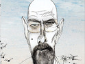 "Breaking Bad creator on cult cartoonist: ""Ralph is the Walter White of artists""."