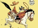 The publisher announces the all-ages Western from the Adventure Time cartoonist.