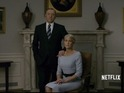 Is there friction between Frank Underwood (Kevin Spacey) and his wife Claire?