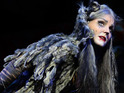New photos of Kerry Ellis, who has taken over from Nicole Scherzinger in Cats.