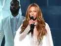 Beyoncé joins Common and John Legend to pay tribute to US Civil Rights movement.
