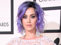 Katy Perry and abuse survivor Brooke Axtell bring empowerment to Grammys.