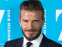 David Beckham celebrates 10 years as a UNICEF goodwill ambassador at Google HQ