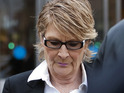 Shirley Carter actress Linda Henry is found not guilty of racially aggravated harassment.