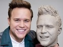 The X Factor star's waxwork will be unveiled at the end of March.