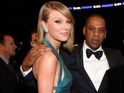Swift's albums are available on Jay Z's streaming service TIDAL.