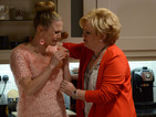 EastEnders: Linda Carter's fears shared with 7.4m on Tuesday