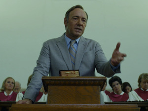 Frank Underwood's best moments