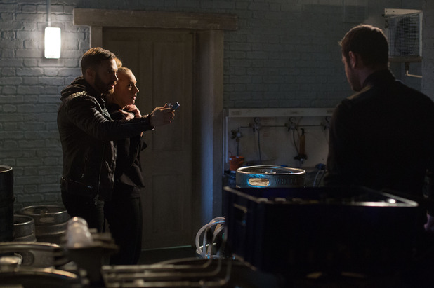 Mick catches Dean with Nancy