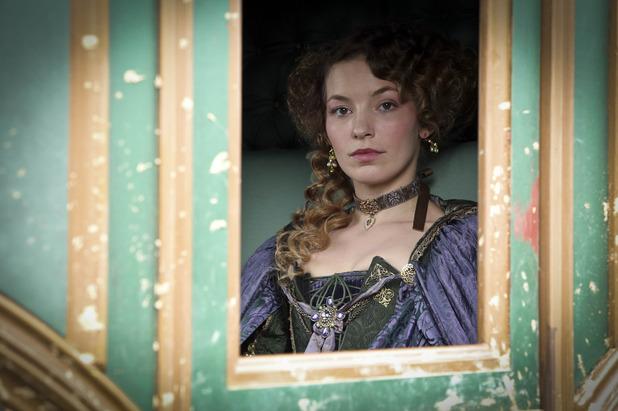 The Musketeers s2 e7: Louise (Perdita Weeks)
