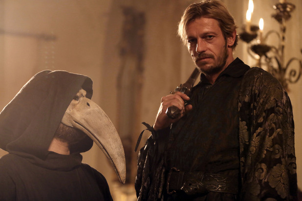 The Musketeers series 2, episode 6