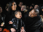 North West is not a fan of Fashion Week