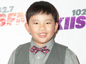Young Trophy Wife actor is playing Jeong's son in the ABC comedy.