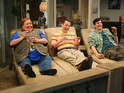 Two and a Half Men says goodbye with large audience for CBS.