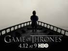 Game of Thrones season 5 poster shows Tyrion Lannister facing a dragon