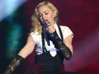 Madonna suffered whiplash from Brits fall: 'They basically strangled me'