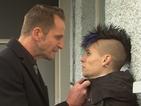 Hollyoaks spoiler pictures: Patrick Blake threatens Dylan Jenkins