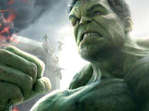 Avengers: Age of Ulton - Hulk poster