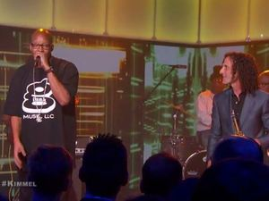 Warren G and Kenny G just had to 'Regulate'