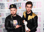 Brits: Royal Blood pay homage to Ant & Dec