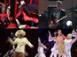 9 more embarrassing on-stage tumbles