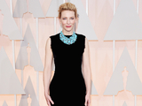Cate Blanchett at the 2015 Oscars