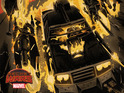 Felipe Smith and Juan Gedeon unite on the Ghost Rider spinoff.