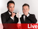 Join Digital Spy as we follow Ant & Dec's second turn as Brits hosts.