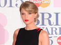 Taylor Swift attends the BRIT Awards 2015 at The O2 Arena