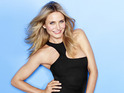 Cameron Diaz fronts British Cosmopolitan's 'love your body' issue and talks sex and sweating daily