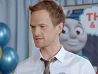 Watch Neil Patrick Harris confess his love for Thomas the Tank Engine