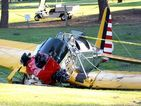 Harrison Ford survives small plane crash in Los Angeles