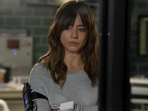 Chloe Bennet in Marvel's Agents of Shield S02E11: 'Aftershocks'