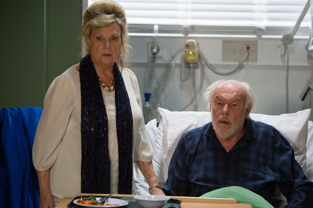 Cora and Stan are shocked by an incident at the hospital.