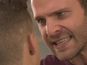 Hollyoaks: Lockie threatens Robbie Roscoe
