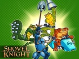 Shovel Knight on Xbox One features Battletoads