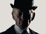 Ian McKellen in Mr Holmes poster