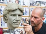 Star Wars heroes take shape at Madame Tussauds London