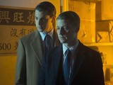 Ben McKenzie as Gordon and Nicholas D'Agosto as Dent in Gotham S01E18: 'Everyone Has A Cobblepot'