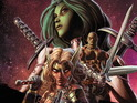 Dark Avengers' Brian Bendis and Mike Deodato deliver the event tie-in.