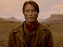 Mads Mikkelsen has no choice but violence as Danish settler in Old West.