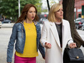 Ellie Kemper & Jane Krakowski in Unbreakable Kimmy Schmidt