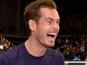 Watch Andy Murray mess with teammate