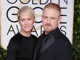 72nd Annual Golden Globe Awards, Arrivals, Los Angeles, America - 11 Jan 2015 Robin Wright and Ben Foster 11 Jan 2015