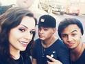 'Sirens' singer shares recording session snap on Instagram.
