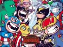Marvel unveils Skottie Young's Giant-Size Little Marvel: AvX and Mrs Deadpool.