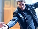 Liam McIntyre is out for revenge as The Flash's new villain Weather Wizard.