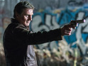 Liam Neeson dons the leather jacket and gun for an average thriller with Ed Harris.