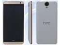 The HTC One E9 appears to be a budget version of the flagship smartphone.