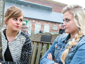 Bethany begs Sarah to stay in Weatherfield